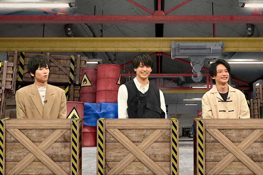 「ネプリーグ」が送る令和の新常識ゲーム 人気2.5次元俳優&売れっ子芸人たちが挑戦