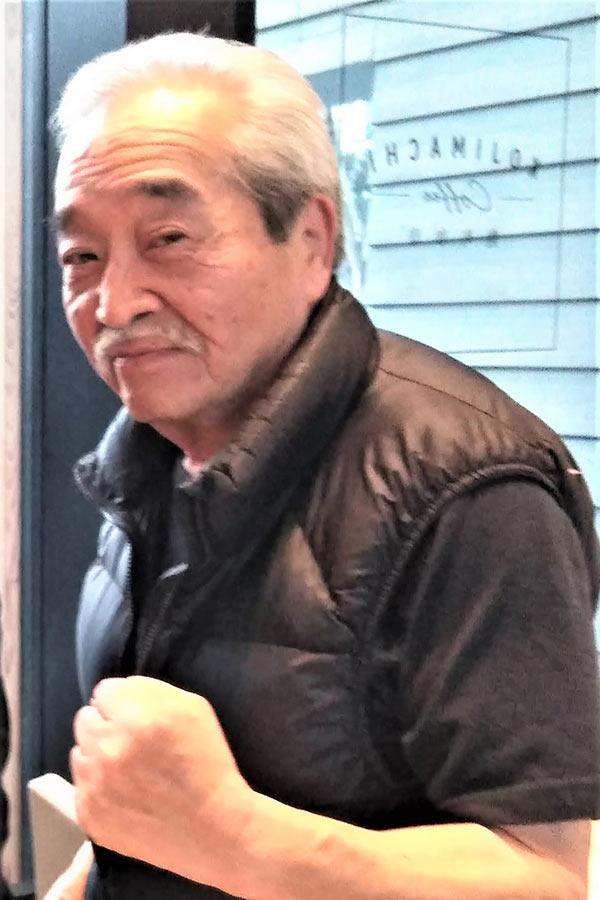 力道山二世・百田光雄はリング復帰を目指している【写真:柴田惣一】