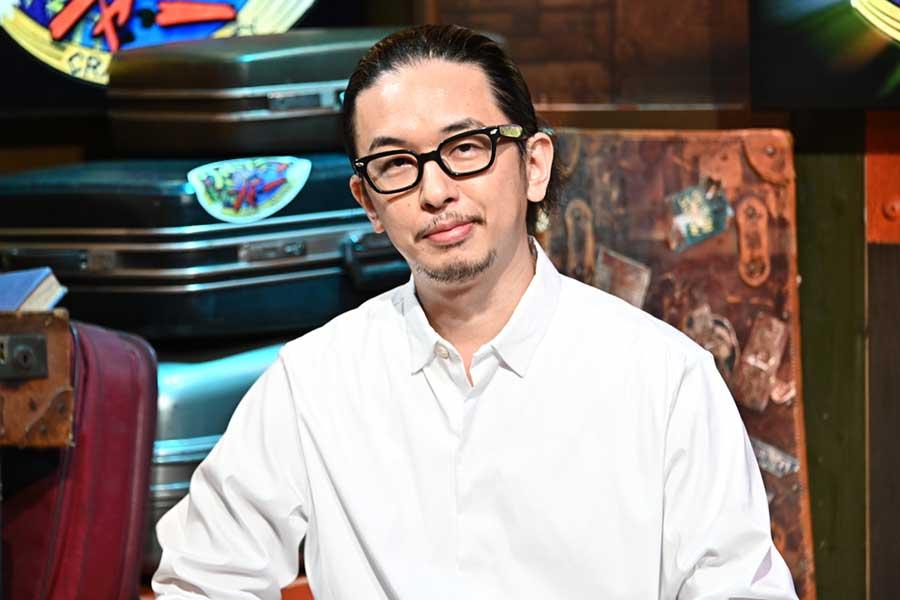 「クレイジージャーニー」に出演する奇界遺産フォトグラファー佐藤健寿【写真:(C)TBS】