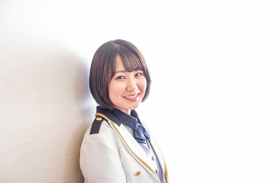 覚醒した万能アイドル STU48兵頭葵、5歳から続ける楽器に見いだす自分だけのカラー