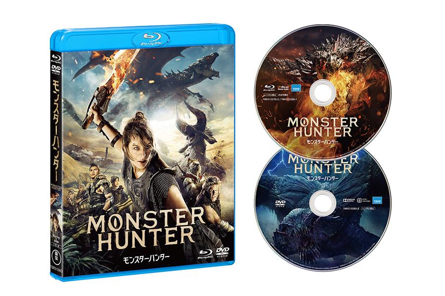 映画「モンスターハンター」、4K Ultra HD ブルーレイ&DVDで8月に登場へ 舞台裏映像も収録