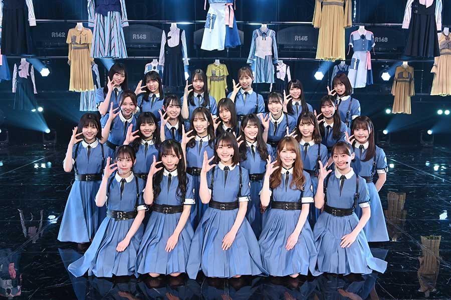 """日向坂46、「MUSIC BLOOD」にゲスト出演 足跡をまとめたVTRで""""思い出話""""披露"""