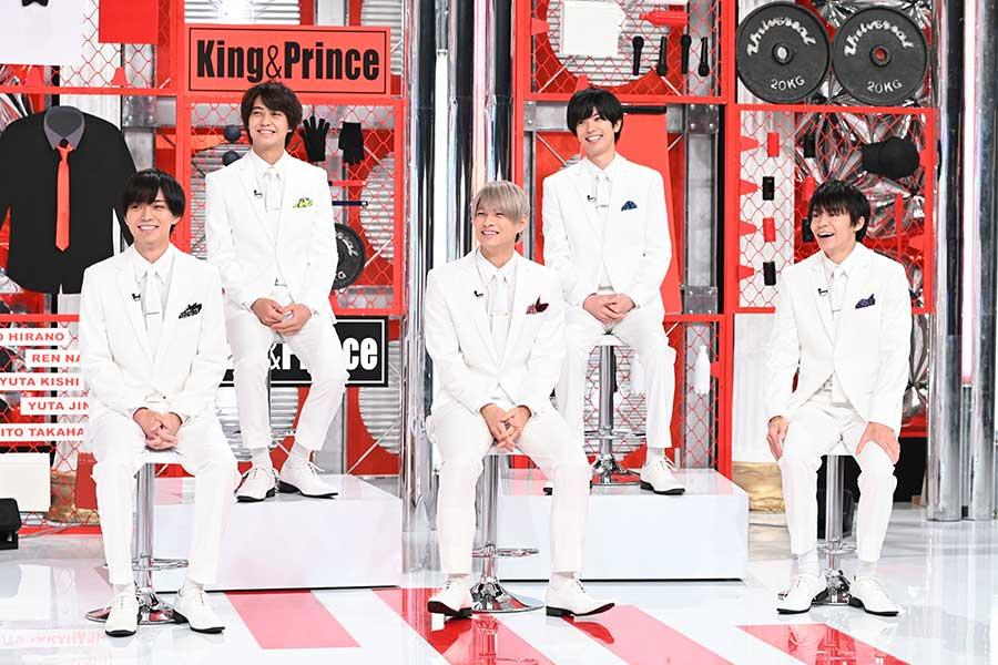 King & Princeが怒涛のムチャぶり地獄に…?【写真:(C)日本テレビ】