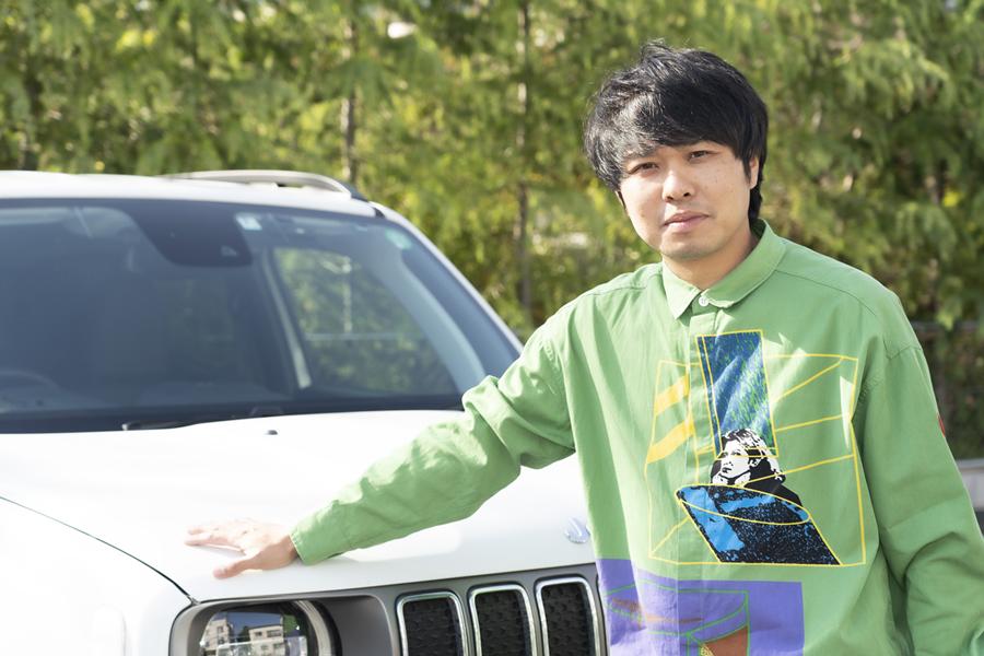 【愛車拝見】さらば青春の光・東ブクロはカーライフも衝撃的 憧れの外車と金色に塗られた愛車