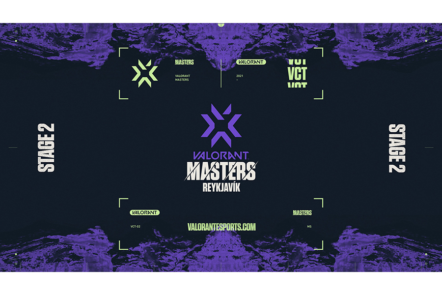 「2021 VALORANT Champions Tour - Masters Stage2」が開催される