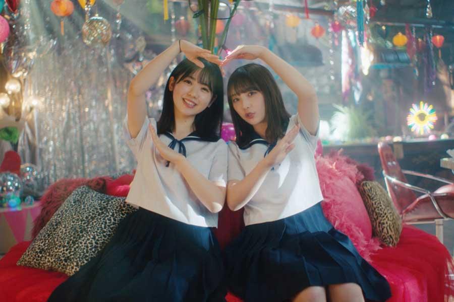 27thシングル「ごめんねFingers crossed」に与田祐希と筒井あやめのユニット曲が収録