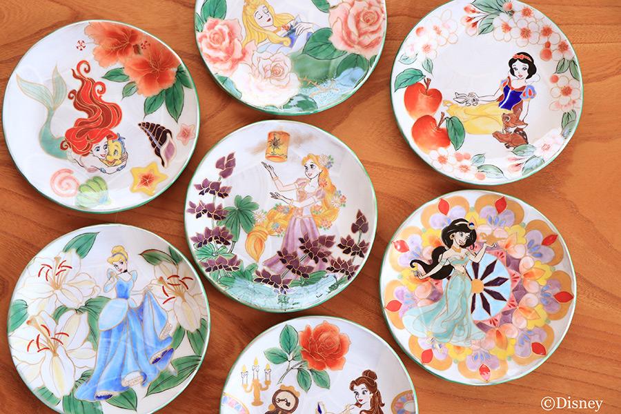 ディズニー×伝統工芸 くまのプーさんやミッキーとミニーを手作りの技術で表現