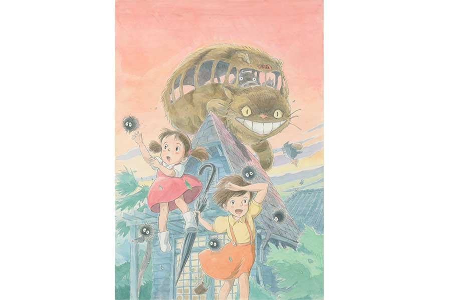「ジブリの大博覧会」6月1日入場券発売、平日来場者に先着で非売品グッズをプレゼント