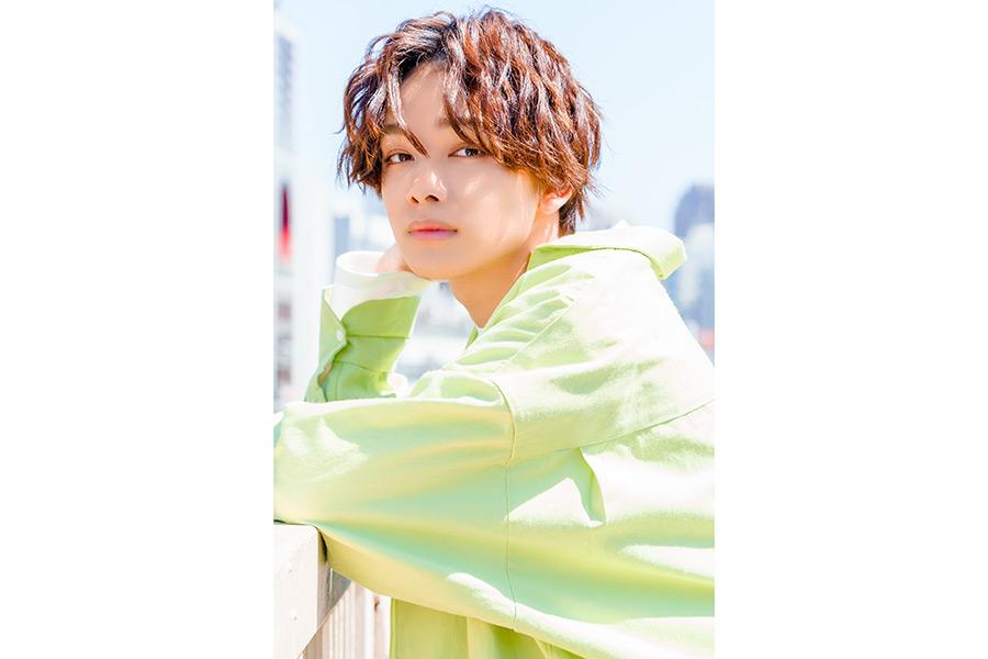 17歳俳優・宮世琉弥、「めざましテレビ」番組史上最年少でプレゼンターに挑戦