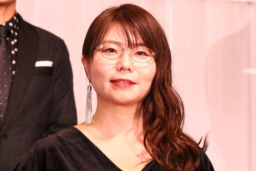 「相席スタート」の山崎ケイ【写真:ENCOUNT編集部】
