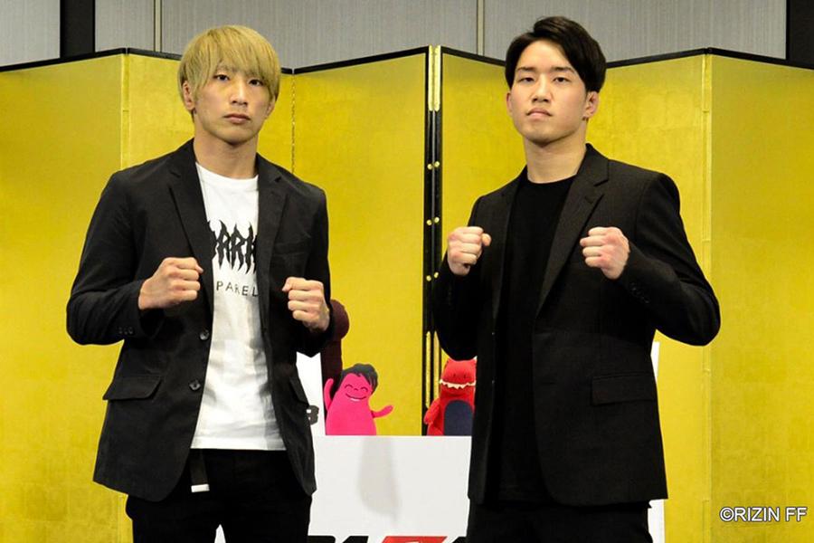 3月26日に実施された公開抽選会では、朝倉海からまさかの指名を受けた渡部修斗【写真:(C)RIZIN FF】