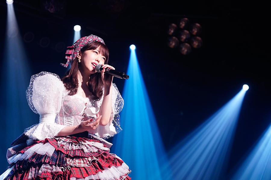 峯岸みなみのAKB48卒業公演が行われた【写真:(C)AKB48】