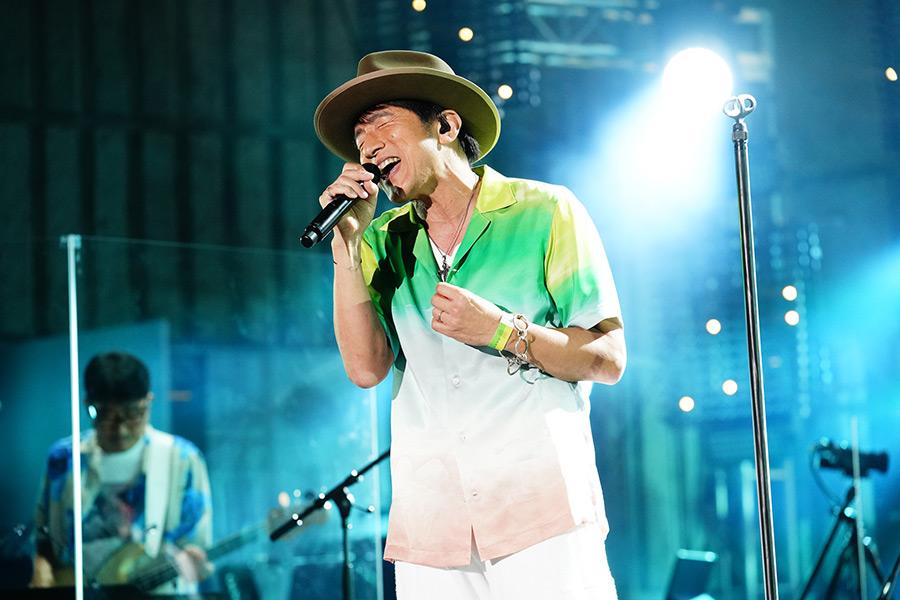 日比谷音楽祭、オンライン配信で開催 桜井和寿「Sign」、GLAY「誘惑」など計160曲を披露