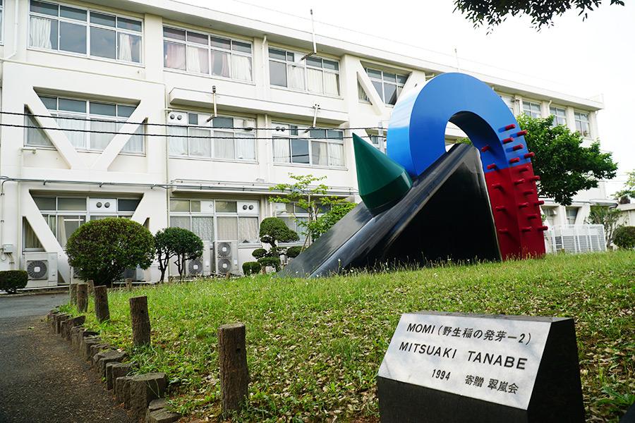 この春50人の東大合格者を輩出した神奈川の横浜翠嵐高校【写真:ENCOUNT編集部】