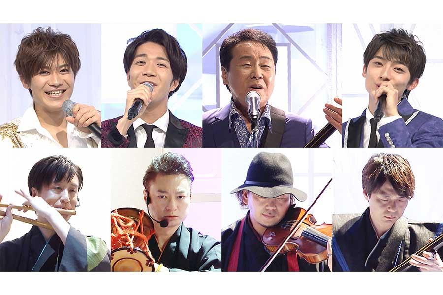 「徳光和夫の名曲にっぽん~昭和歌謡を歌い継ぐ!歌の世界~」が放送される【写真:(C)テレビ東京】