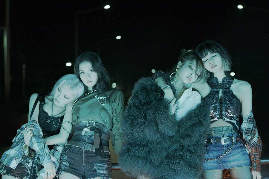 BLACKPINKが初の日本フルアルバム「THE ALBUM-JP Ver.-」を発売