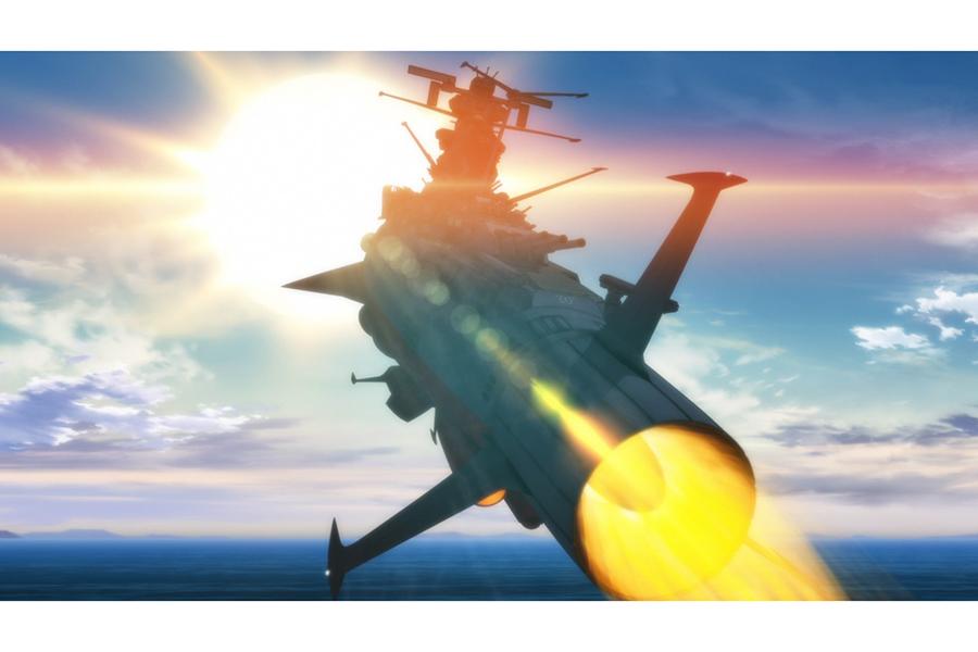 映画「『宇宙戦艦ヤマト』という時代 西暦2202年の選択」【写真:(C)西崎義展/宇宙戦艦ヤマト2202製作委員会】