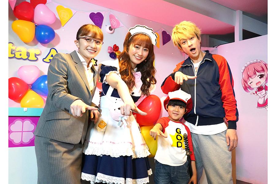 ももクロ・百田夏菜子&佐々木彩夏のドラマ共演が実現 「共演するのは憧れだった」