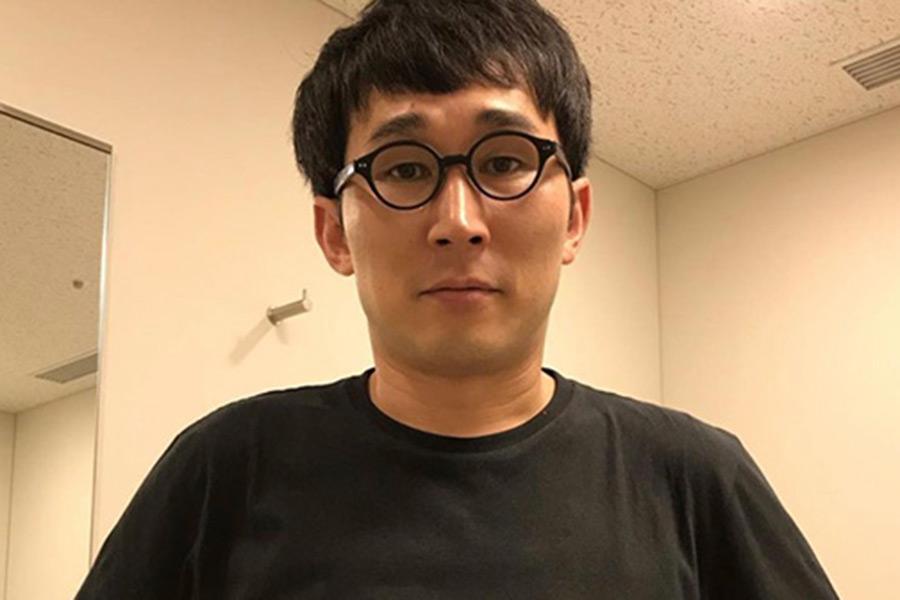 「シソンヌ」のじろう【写真:インスタグラム(@sissonne_jiro)より】
