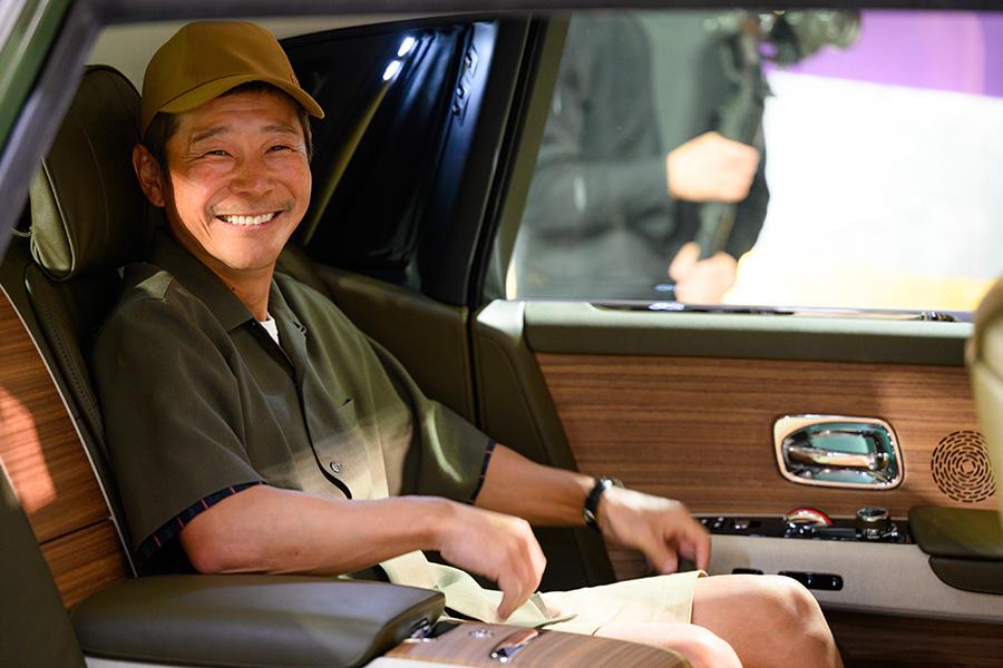 前澤友作氏の新愛車「陸のジェット」として構想3年半 ゴージャスな特徴が明らかに