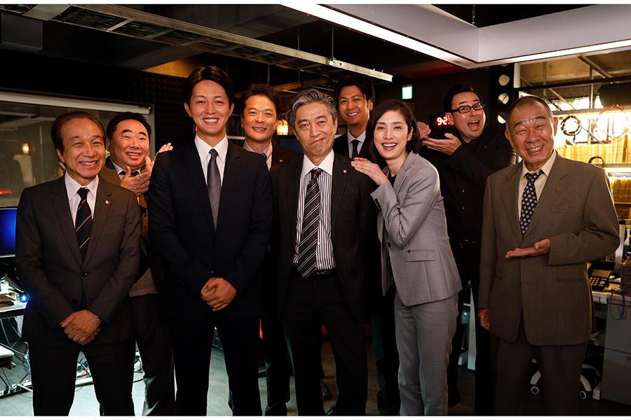 「緊急取調室」に池田成志&工藤阿須加が出演 天海祐希との共演に「大好きな方です」