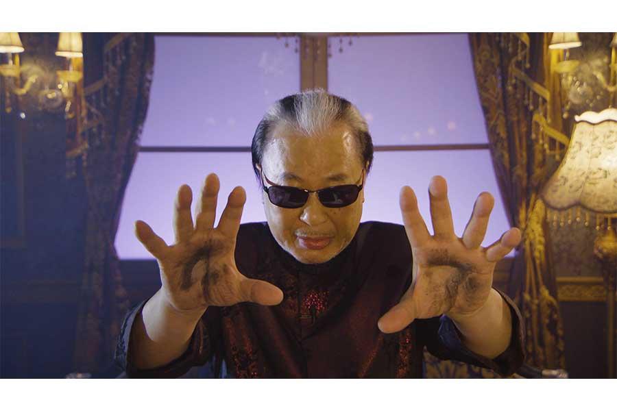 超魔術連発のMr.マリック【写真:(C)BS朝日】