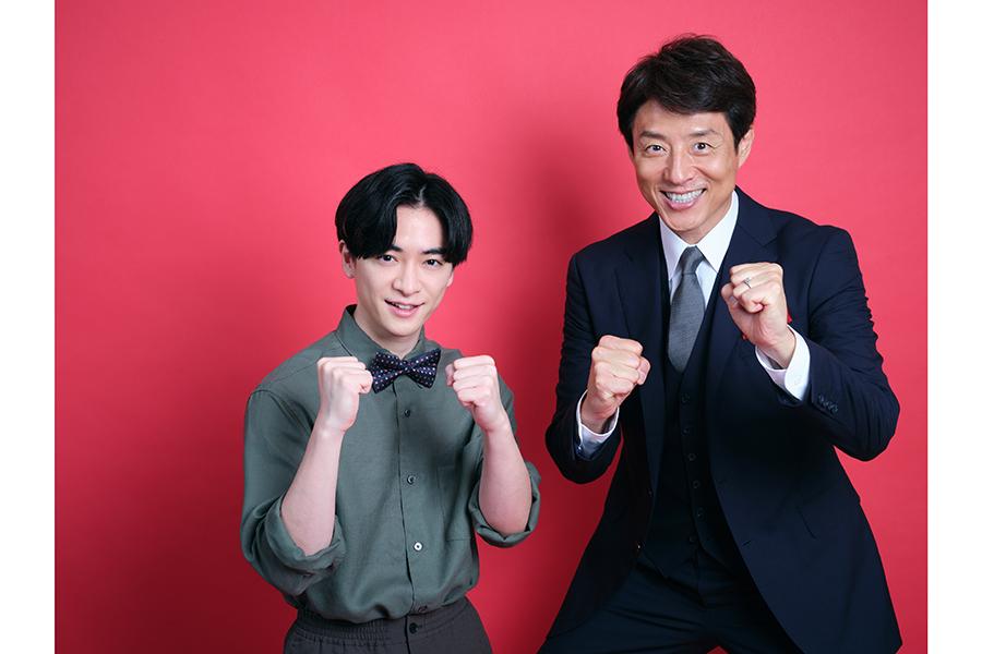 松岡修造×知念侑李、10月「世界体操・世界新体操」で再タッグ 日本代表を全力応援