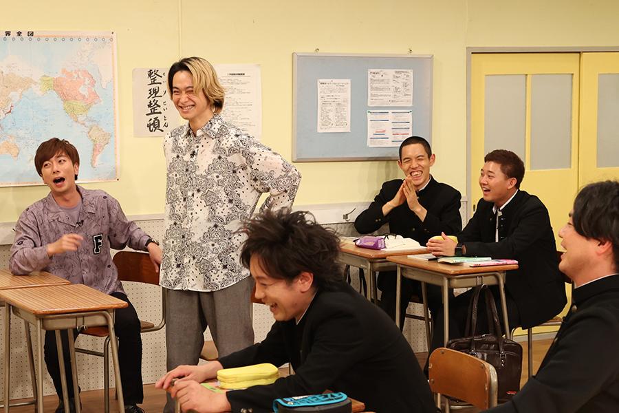 A.B.C-Zの戸塚祥太と河合郁人が「Do8」に出演【写真:(C)フジテレビ】