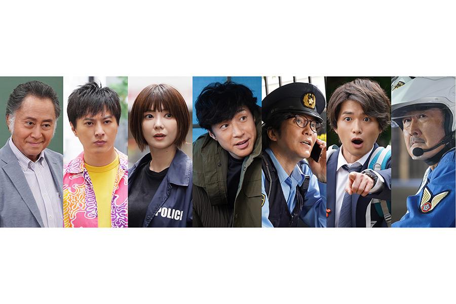 東山紀之「刑事7人」、最新シーズン7が決定「この夏、心動かされるようなドラマに」