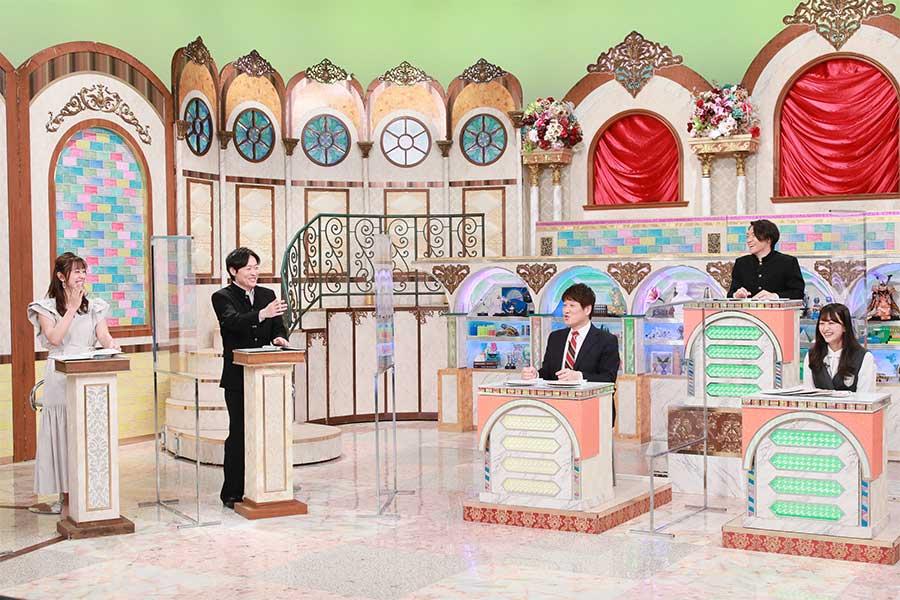 15日に「林修の今でしょ!講座」が放送される【写真:(C)テレビ朝日】