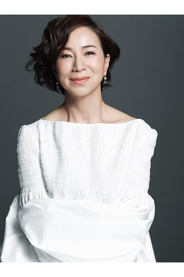 「ちむどんどん」に出演する原田美枝子【写真:(C)NHK】