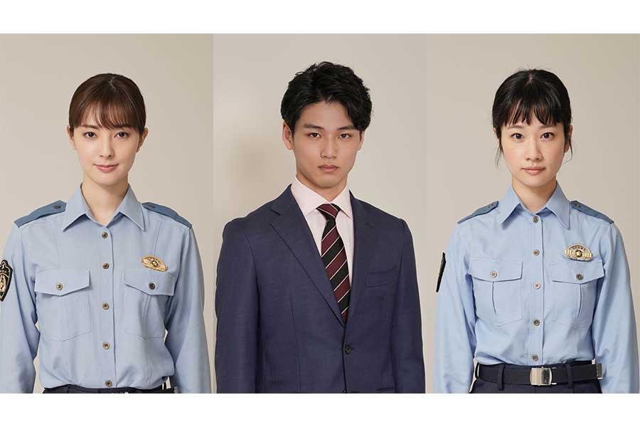 宮本茉由、中川大輔、藤間爽子「ボイスⅡ 110緊急指令室」出演 注目の若手俳優の3人