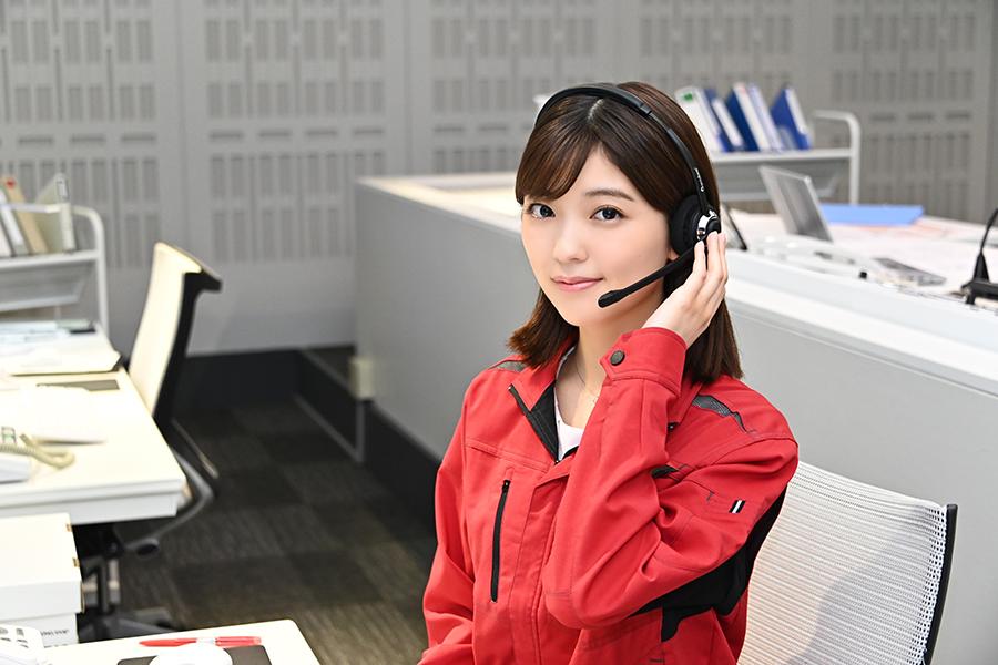 「TOKYO MER~走る緊急救命室~」に出演決定の工藤美桜【写真:(C)TBS】
