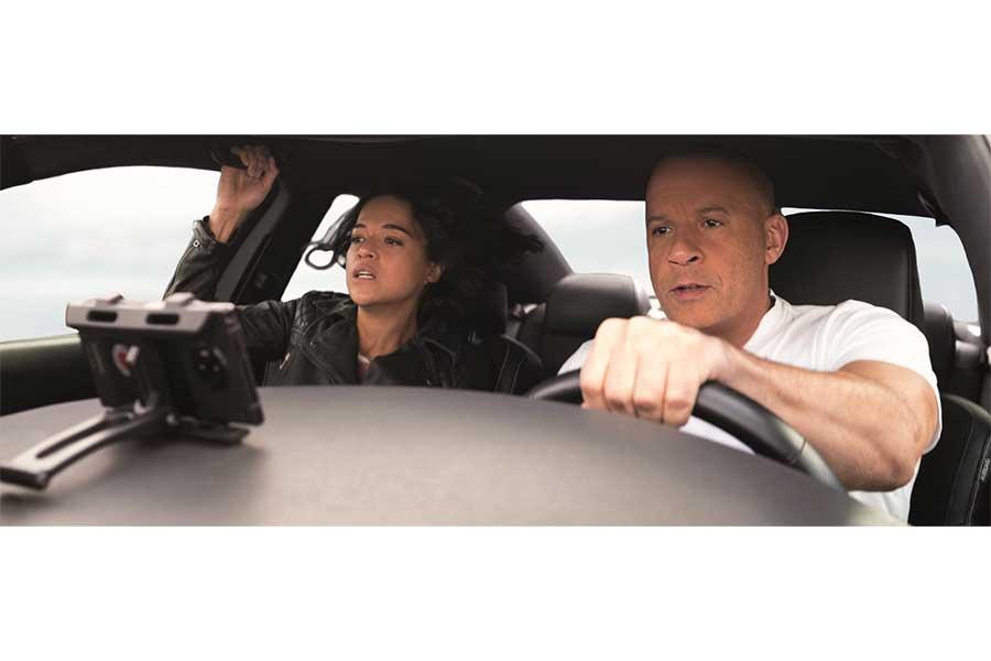 ワイルド・スピード特別映像が解禁 20年に渡るシリーズの名場面をプレーバック
