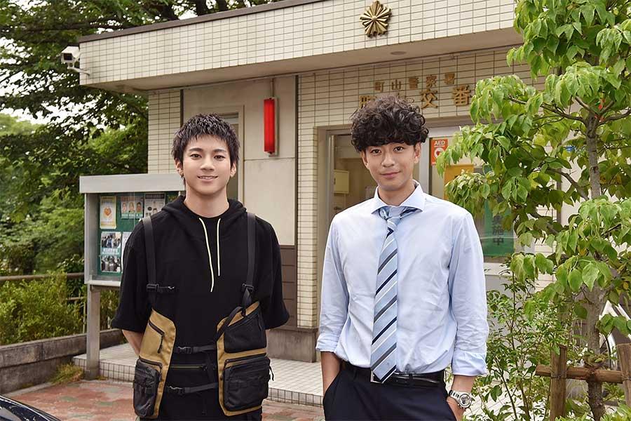 三浦翔平と山田裕貴が爆笑クランクイン 初日から息ぴったりの掛け合い