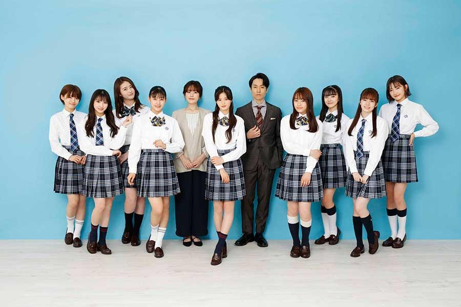"EXILE TETSUYAが""学長""に就任 新ドラマ「ガル学。~ガールズガーデン~」出演者発表"