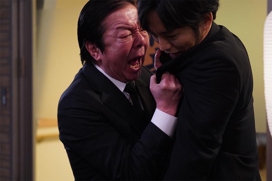 映画「空白」で主演を務める古田新太【写真:(C)2021『空白』製作委員会】