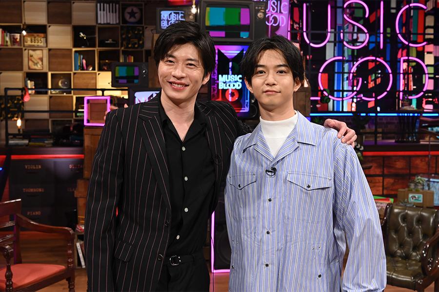 田中圭と千葉雄大が東京スカパラダイスオーケストラと「THE MUSIC DAY」で初コラボ