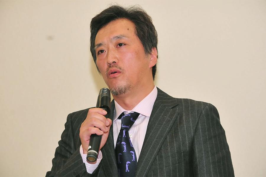 大鶴義丹【写真:ENCOUNT編集部】