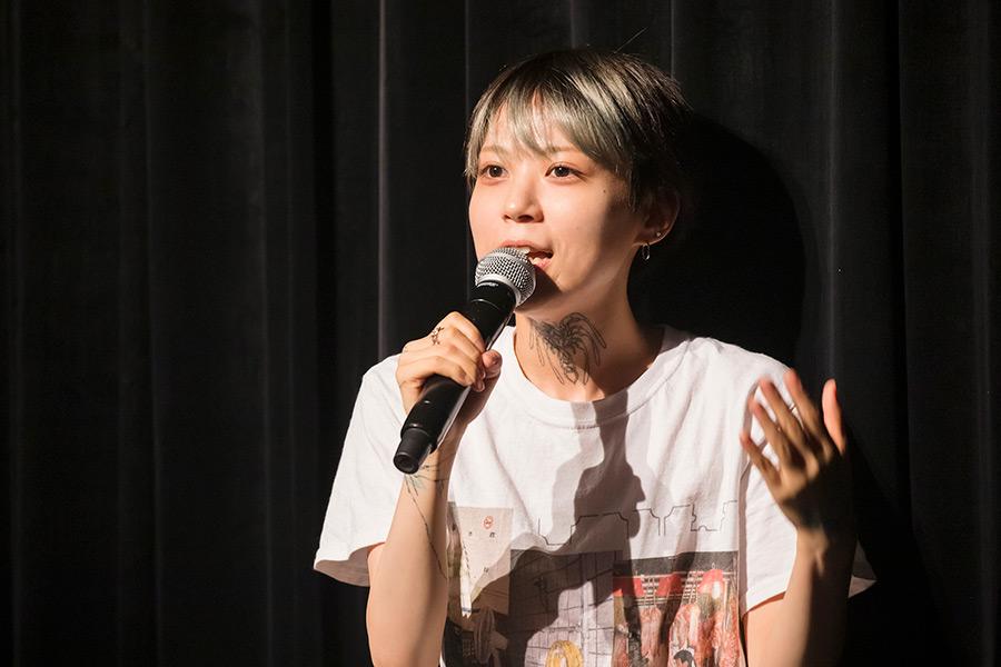 「ムチャクセ公演~百花が見てる~」をプロデュースした木下百花【写真:(C)NMB48】