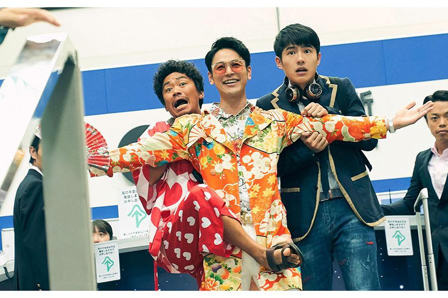 妻夫木聡や長澤まさみら豪華日本人俳優集結「唐人街探偵」 前田敦子、ぼる塾らも絶賛