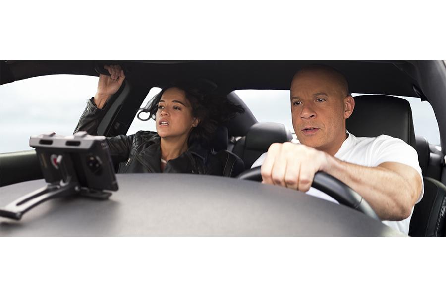 「ワイルド・スピード/ジェットブレイク」全米初登場1位 週末3日間で興収77億円