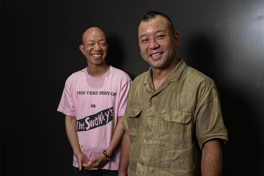 """バイきんぐ、小峠が語る松本人志と相方西村の""""共通点"""" コンビ間格差の関係性"""
