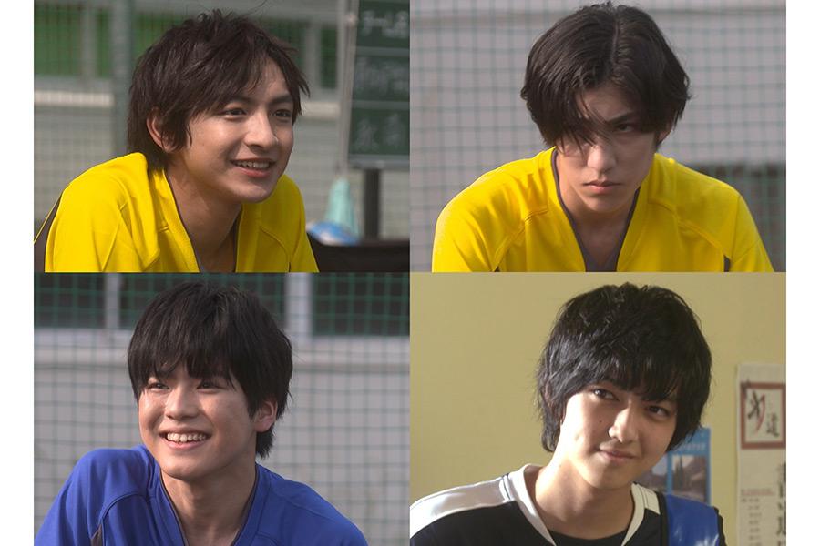 少年忍者、「スカッとジャパン」に初登場 今田美桜と堀未央奈はスタジオゲストで初出演