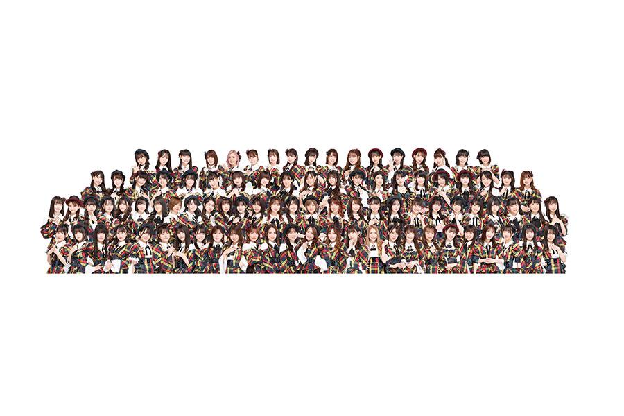 AKB48の新番組がスタートだ【写真:(C)AKB48】