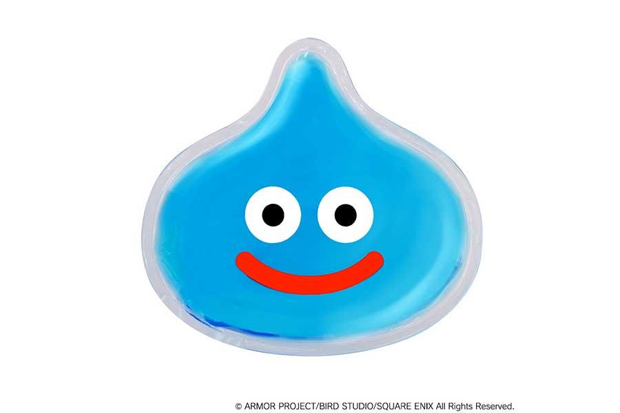 「ドラクエ」でおなじみスライムの保冷剤が発売決定 魔法で凍った姿をイメージ
