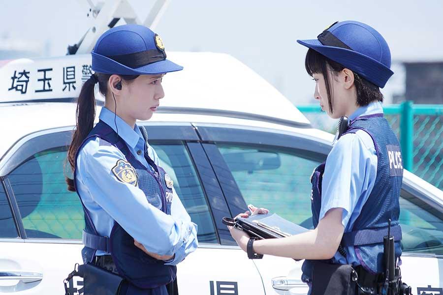 日本テレビ系「ハコヅメ」が世帯視聴率で初回11.3%をマーク【写真:(C)日本テレビ】