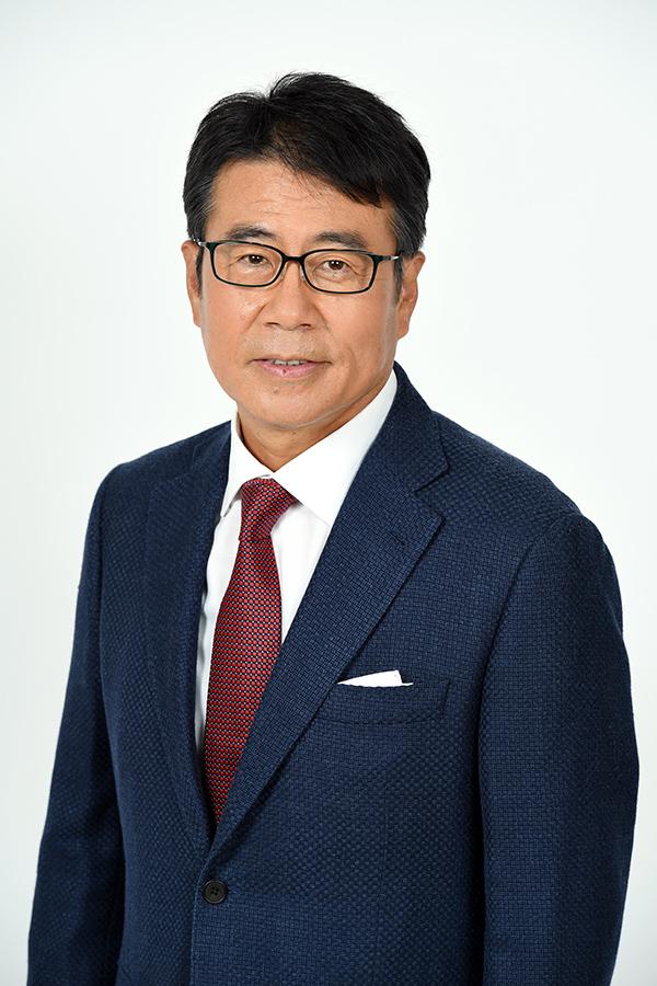 「報道ステーション」のメインキャスターに決まった大越健介氏【写真:(C)テレビ朝日】