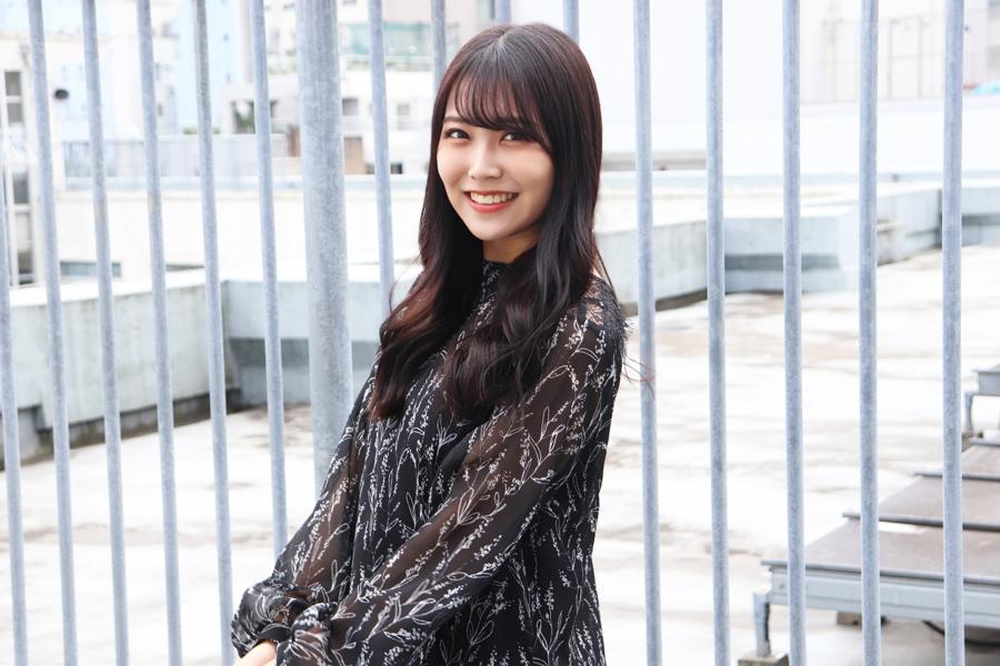 アイドル卒業を控えるNMB48の白間美瑠【写真:イシイヒデキ】