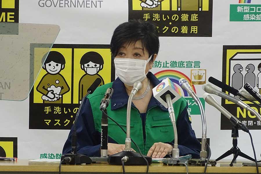小池都知事、5者協議で五輪中止はないとの方針確認 「IOC、国、私どもも同じ気持ち」